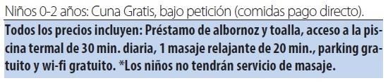 Balneario la esperanza tarifas 2019