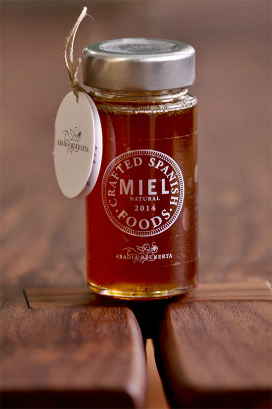 La miel de Abadía Retuerta LeDomaine