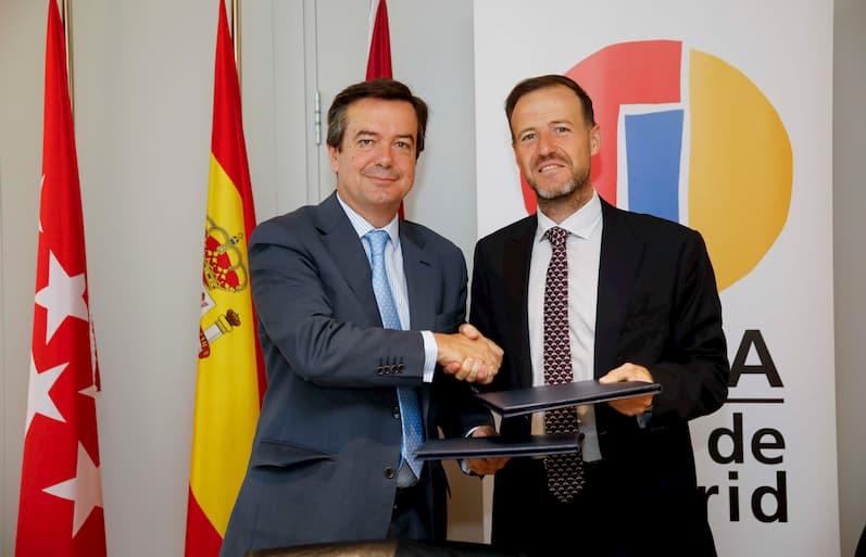 Acuerdo entre IFEMA y SPAINCARES