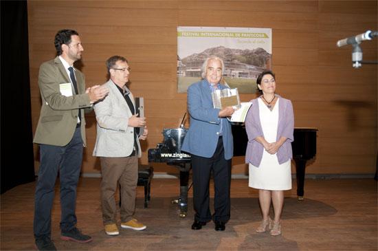 Homenaje a Antón García Abril, Premio Nacional de Música