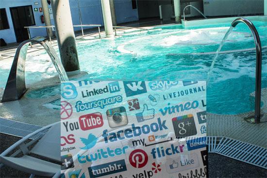 Balnearios y Redes Sociales