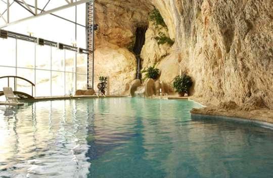 El balneario es uno de los métodos tradicionales que ayudan de manera natural a mejorar nuestra salud