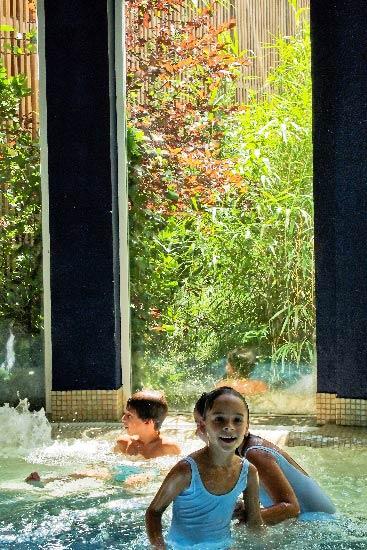 Siéntete como nuevo en las aguas termales de los Balnearios de Jaraba