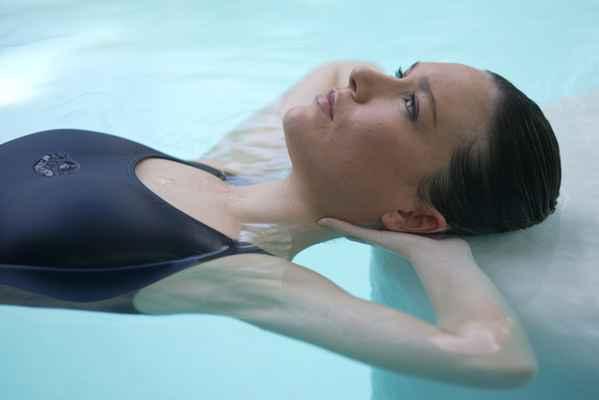 Hidroterapia de Balneario de Mondariz