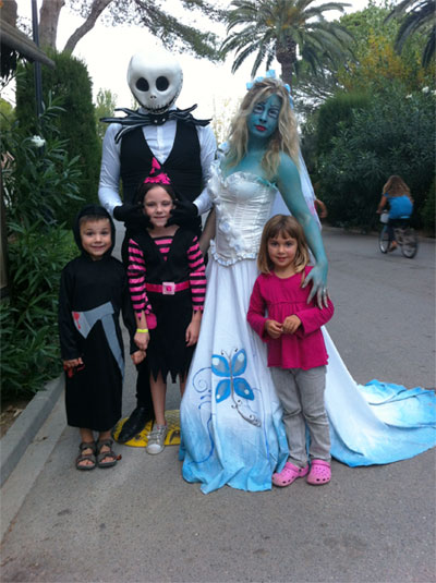 Halloween en Playa Montroig Camping Resort