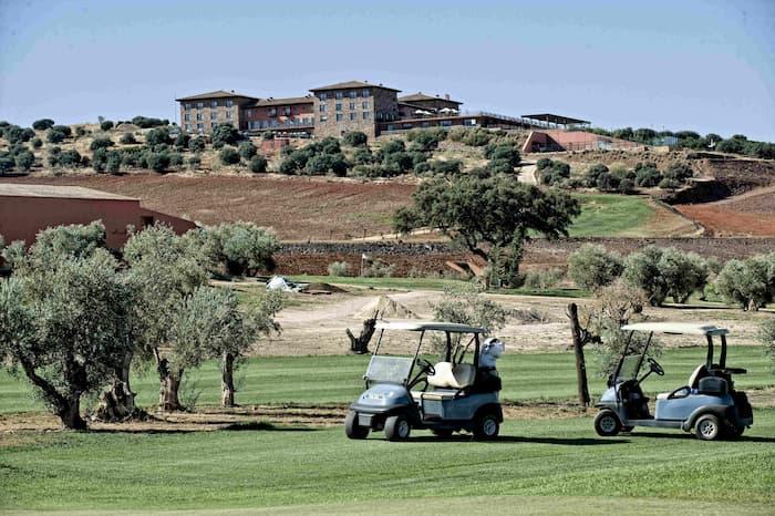 Campo de golf profesional