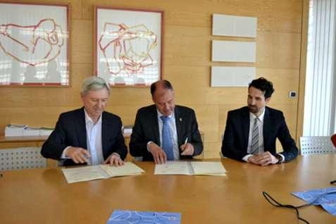 El Campus del Agua de la Universidad de Vigo se promocionará en Termatalia México