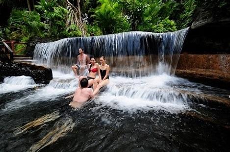 Costa Rica Aguas Termales Tabacon