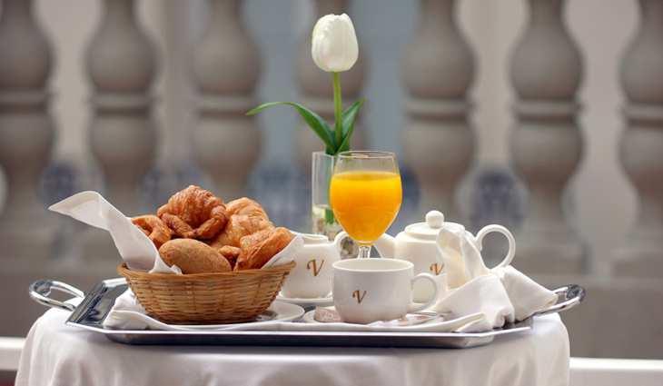 Desayunos Vincci Hoteles