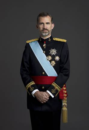 Rey de España Don Felipe VI