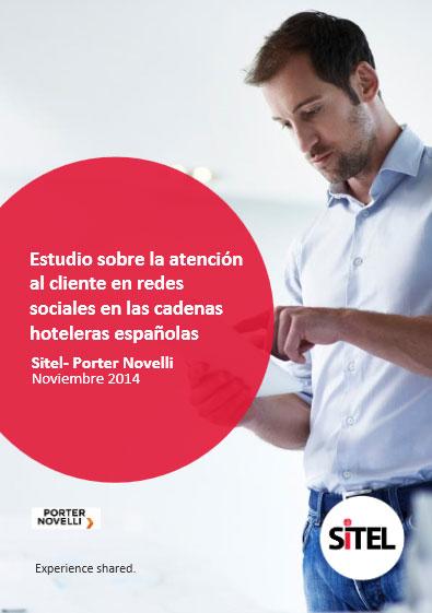 Estudio sobre la atención al cliente en redes sociales en las cadenas hoteleras españolas