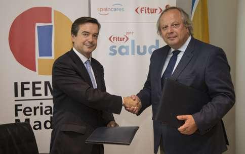 Acuerdo de colaboración - FITUR Salud