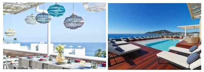El Hotel Aguas de Ibiza Lifestyle & Spa
