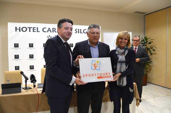 Hotel Carlos I Silgar Sporttoury