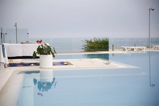 Terraza Lounge Hydros - Hotel Hydros Boutique Spa & Wellness