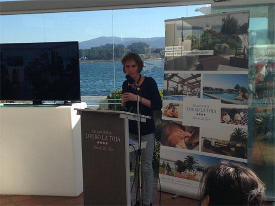 Nava Castro, Secretaria General de de Turismo de la Junta de Galicia