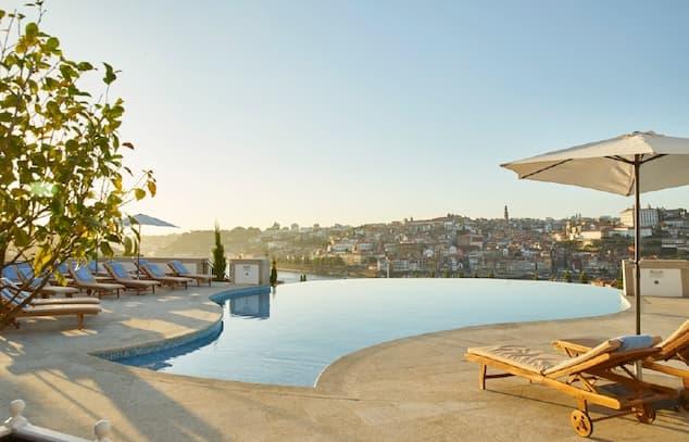 Hotel Yeatman Oporto