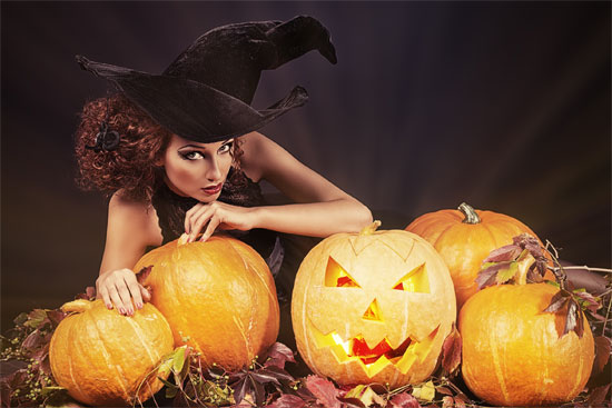 Halloween en los Hoteles Elba