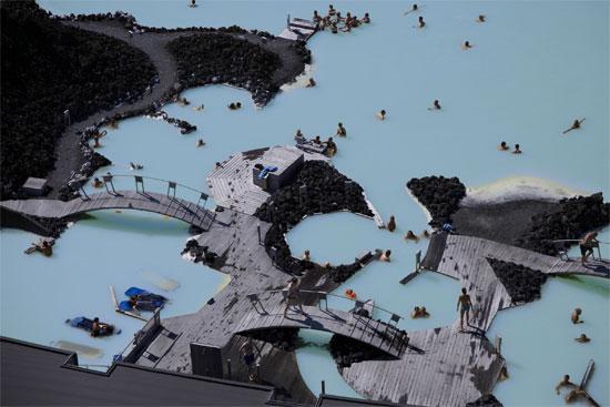 La Laguna Azul - Islandia
