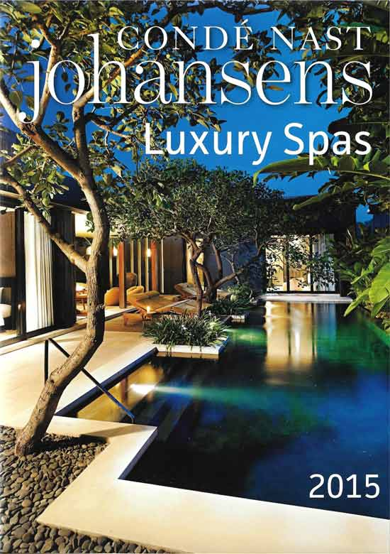 Condé Nast Johansens Luxury Spas 2015