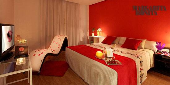 Margarita Bonita Room en el Hotel Villa de Biar