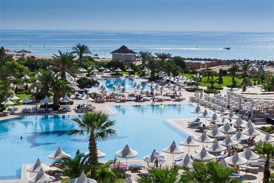 Exotismo y bienestar en los dos nuevos alojamientos de Vincci Hoteles en Túnez