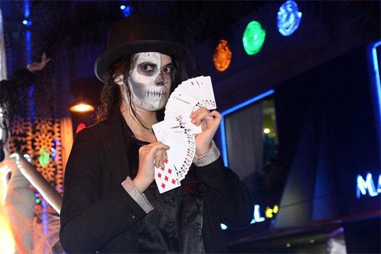 Espectáculos de Halloween en Marina d´Or