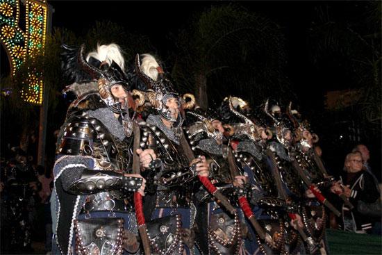 Marina d´Or acoge una de las fiestas más vistosas del Mediterráneo, Moros y Cristianos.