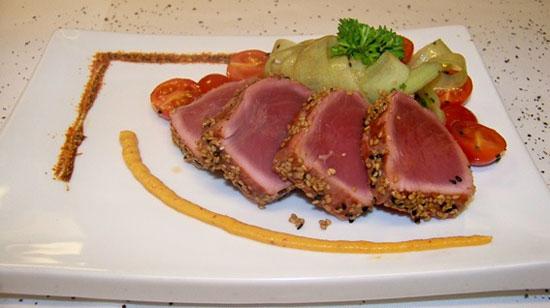 Menú Thalasso Gourmet