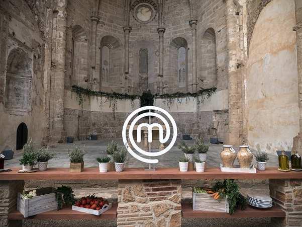 Monasterio de Piedra edición MasterChef