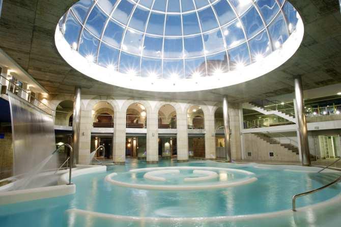 Palacio del Agua, Balneario de Mondariz