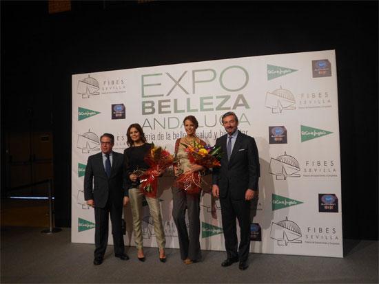 Premios Expobelleza Andalucía 2015