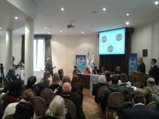Presentación de Termatalia en Buenos Aires