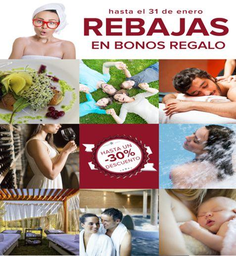 Rebajas de Castilla Termal Hoteles