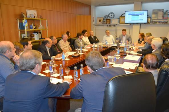 Reunión del Comité Organizador de Termatalia 201