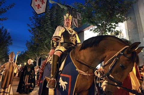 Fiesta del Rey Jaime I