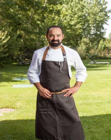 Chef Samuel Moreno