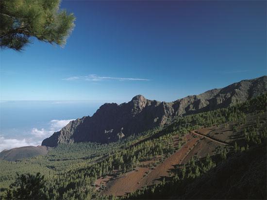 Toda la amplia oferta senderista de Tenerife es accesible desde Océano Hotel Health Spa