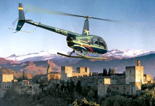 Barceló La Bobadilla pone a disposición de sus huéspedes una de las diez mejores vistas del mundo según National Geographic.