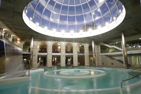 Palacio del Agua, Spa del Balneario de Mondariz