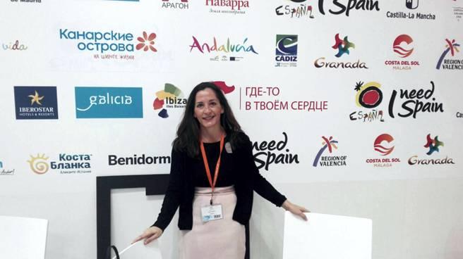 Mónica Figuerola Diorectora de Spaincares