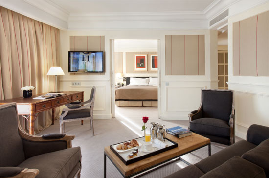 Suite 225 del Majestic Hotel & Spa Barcelona