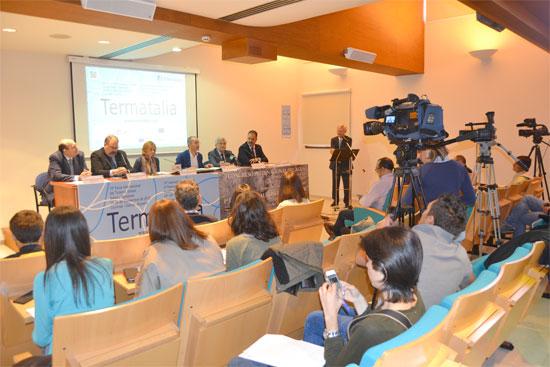 Presentación oficial de Termatalia 2015 en Expourense
