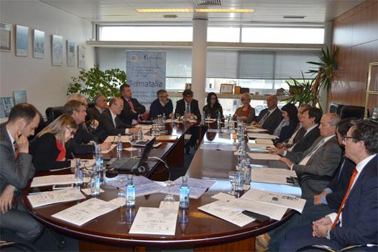 Primera reunión del comité asesor de Termatalia 2015