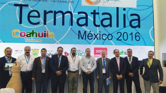Presentación oficial de Termatalia en México, sede de la edición de 2016