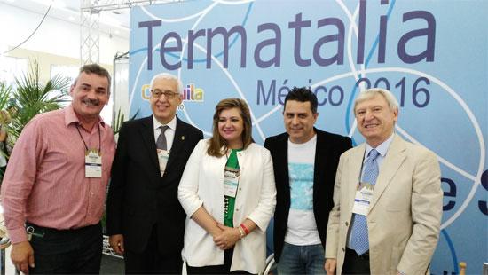 Foz de Iguazú y Brasil se involucran con Termatalia