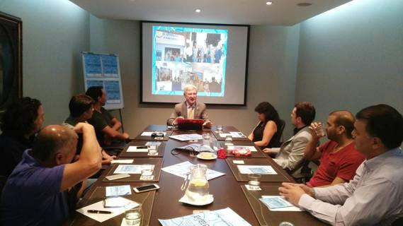 Termatalia-Presentación de Termatalia Santiago de Chile