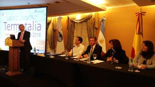 Promoción de Termatalia en Argentina