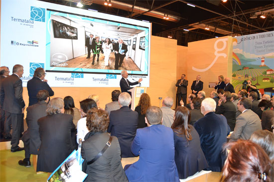 Presentación Termatalia 2015 en FITUR