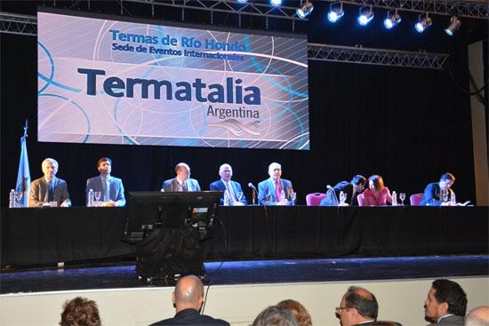 Encuentro Internacional sobre Agua y termalismo